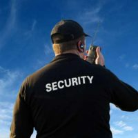 security guard job description